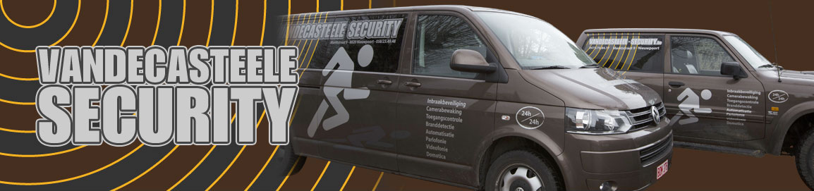 Vandecasteele Security - Alarmsystemen, inbraak-beveiliging en camera-bewaking